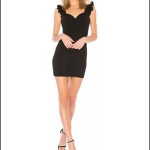 Cinq a sept Jolie Mathis dress black sz 6 $395